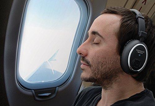 Sharper Image Noise Cancelling Wireless Headphones