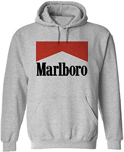 Generic Marlboro Cigarettes Pullover mit Kapuze Medium
