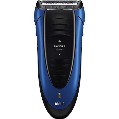 Braun 190 - Afeitadora, color azul
