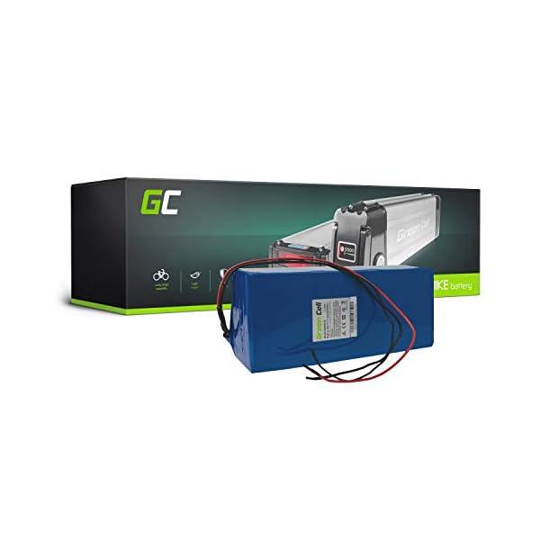 41vcejsfpRL. SS600  - Green Cell E-Bike Akku 48V Batterie für Elektrofahrrad Fahrrad Batterie