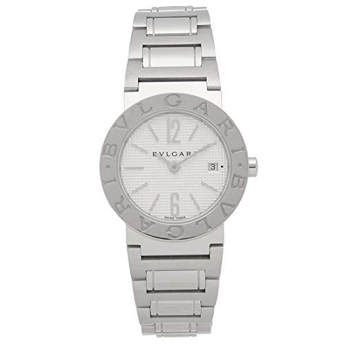 (ブルガリ) BVLGARI ブルガリブルガリ レディース腕時計 #BB26WSSD ホワイト 並行輸入品 [並行輸入品]