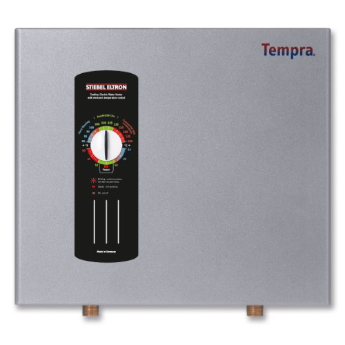 best tankless electric water heater for a large family