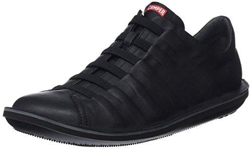 Camper Herren Beetle Sneaker, Schwarz (Black 1), 39 EU