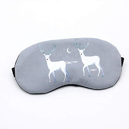 Gafas de dormir, sombreado de hielo y paquetes de hielo, gafas de dormir