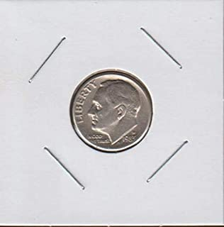 1983 D Roosevelt (1946 to Date) Dime Choice Fine