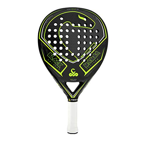 VIBORA Black 371 gram padelracket model Mamba Edition Liquid Collection 2019 gewicht, volwassenen unisex