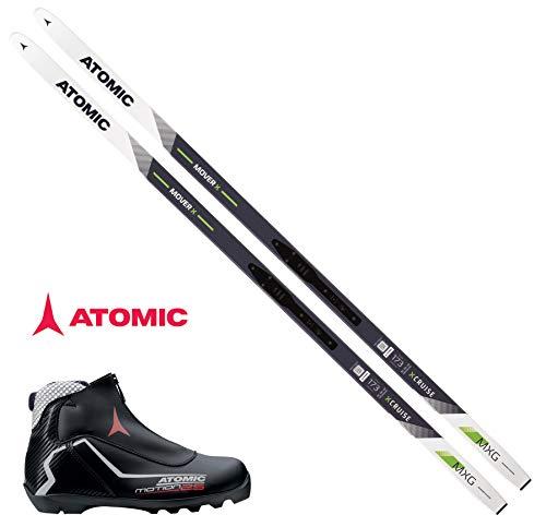 ATOMIC Langlaufski-Set Mover X in 193cm + Bindung + Schuhe + Montage 17/18