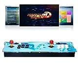 TAPDRA 4018 en 1 Pandora Consola de Juegos 3D Arcade Kit de Bricolaje Completo Mercado de Juegos WiFi Incorporado más de 10000 Juegos FBA MAME descargable, Compatible con 4 Jugadores