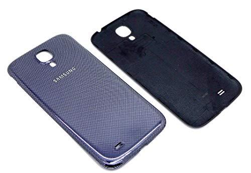 Original Samsung Akkudeckel black / schwarz für Samsung I9506 Galaxy S4 LTE (Akkufachdeckel, Batterieabdeckung, Rückseite, Back-Cover) - GH98-29681B
