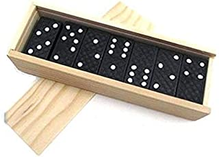 Wooden Classic Domino Dominoes Game