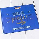 Profesores y profesoras: Libro '¡Gracias, profe!'