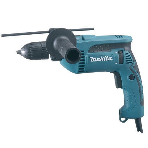 Makita HP 1641 K klopboormachine - 680 W 13 mm met koffer