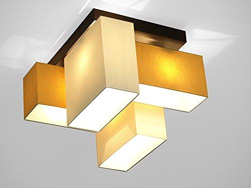Wero Design Deckenlampe Deckenleuchte Leuchte Lampe Bilbao-005 B Mix Creme/Cappuccino