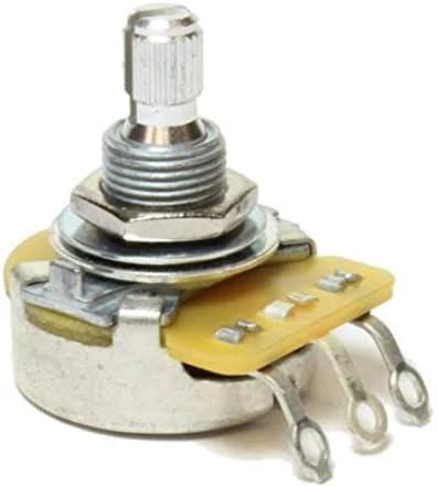 1 MEG Short SPLIT Shaft Audio - Potentiometer Taper Finally resale Recommendation start Pot
