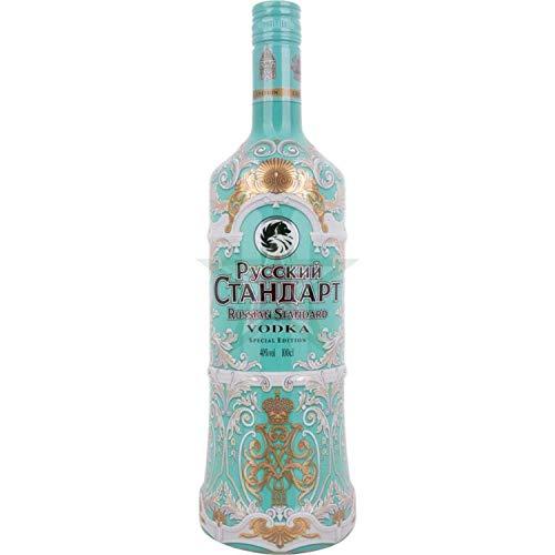 Russian Standard Vodka HERMITAGE Special Edition Wodka (1 x 1 l)
