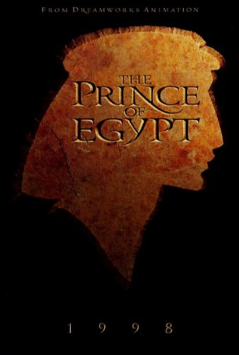 The Prince of Egypt Poster Movie (27 x 40 Inches - 69cm x 102cm) (1998) (Style C)