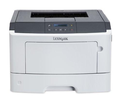 Lexmark 35SC060 MS317dn Compact Laser Printer, Monochrome, Networking, Duplex Printing