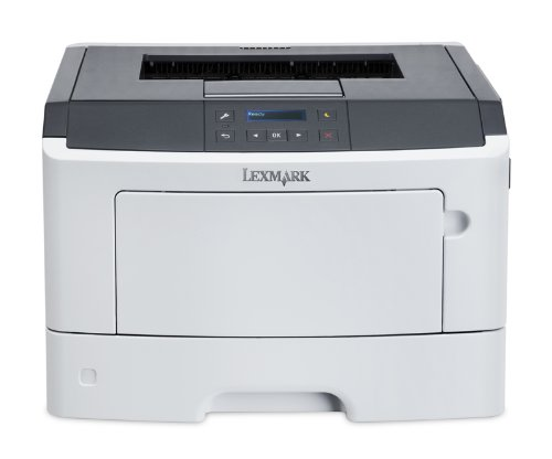 Lexmark 35SC060 MS317dn Compact Laser Printer, Monochrome, Networking, Duplex Printing
