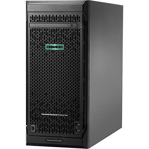 Hpe ProLiant ML110 G10 4.5U Tower Server - 1 x Xeon Silver 4208-16 GB RAM HDD SSD - Serial ATA/600 Controller