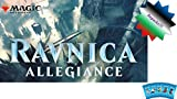 Magic: the Gathering - Ravnica Allegiance Booster Pack Repacks (10 Packs) Cheapest Way to Draft !
