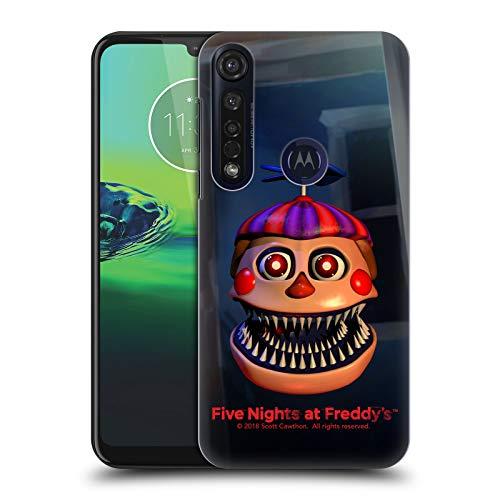 Officiële Five Nights At Freddy's Nachtmerrie ballon jongen Spel 4 Hard Back Case Compatibel voor Motorola Moto G8 Plus