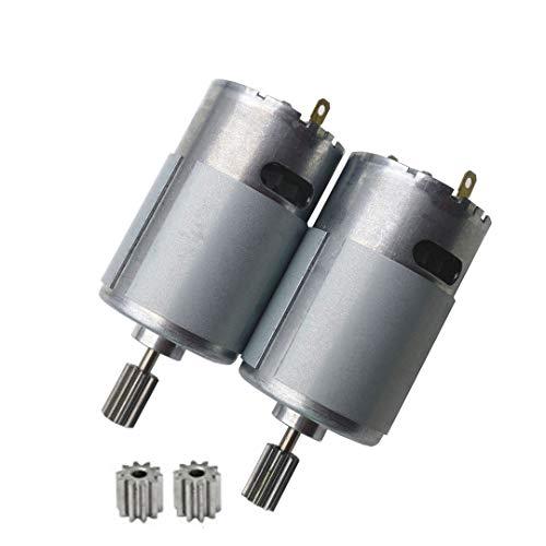 weelye 2 Pcs Universal 550 35000RPM Electric Motor High...