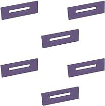 Pomoline PART-A851-4 meubelknop, mat violet