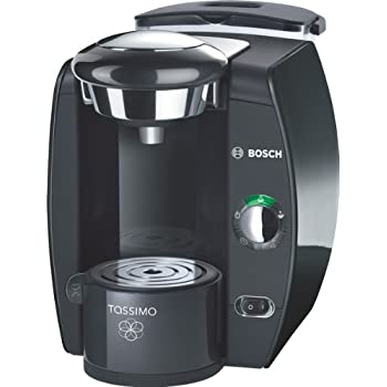 Bosch TAS4011 - Cafetera multibebidas, color gris: Amazon.es: Hogar