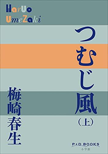 P+D BOOKS つむじ風(上) (P+D BOOKS)