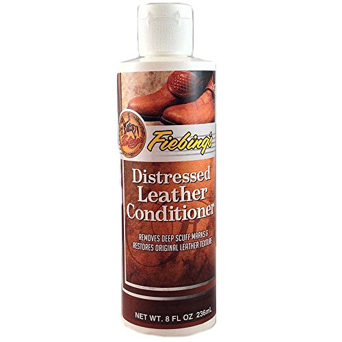 Fiebing 39;s 8 Oz. Distresses Leren Conditioner