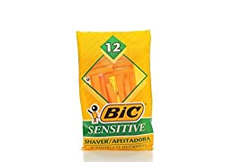 BIC-Sensitive-Single-Blade-Shaver