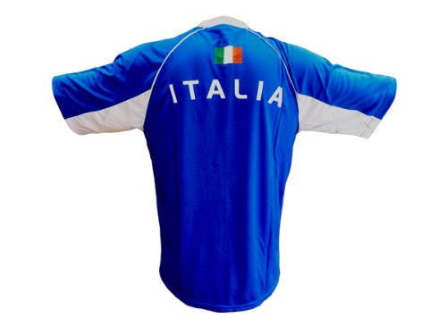Alsino Tricot Italy Tricot Football Pays Italy 05, Choisir la Taille:XL_2