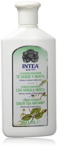 Camomila Intea Thé Vert & Menthe Conditionneur pour Cheveux Gras 250 ml - Lot de 2