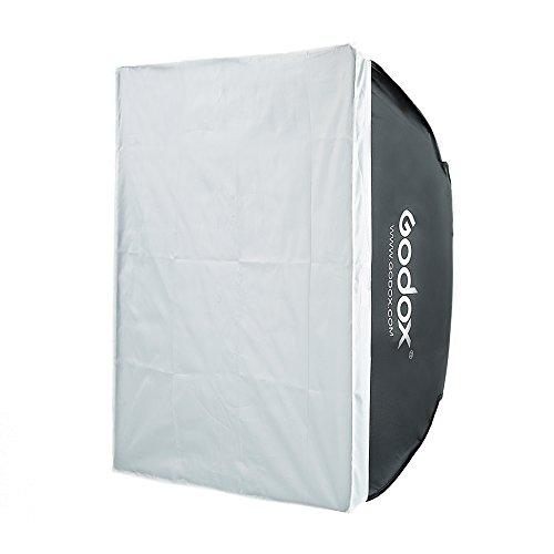 Godox 60cm x 60cm Portable Softbox with Bowens Mount for Studio Flash Speedlite