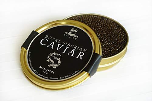 Attilus Caviar Royal Siberian Caviar (30g) ⭐