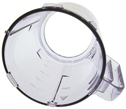 BRAUN BICCHIERE FRULLATORE IN PLASTICA ROBOT MULTIQUICK 7 K 1000 3000 3210 KM3050 TRIBUTE