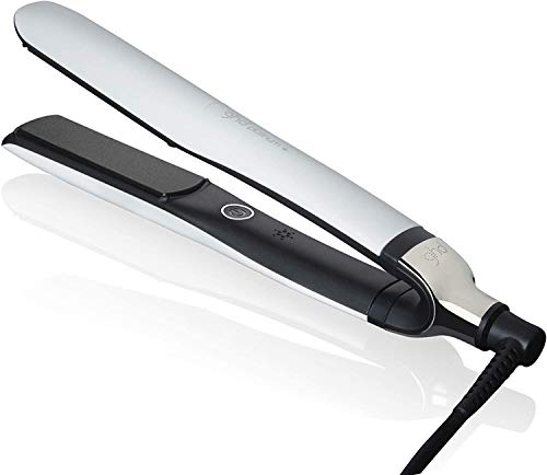 GHD Platinum Plus Pro Styler - Plancha de pelo, color blanco