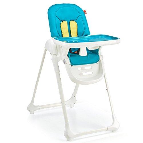 Accueil bébé dinant la Chaise Chaise dinant Les Enfants bébé Mangeant Le siège Table Pliante multifonctionnelle de bébé de ménage Le siège d'enfant Seat pour protéger la sécurité des Enfants