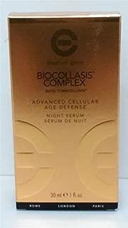 Elizabeth Grant Biocollasis Complex With Torricelumn Advanced Cellular Age Defense Night Serum 30ml - Brand New in Box by Elizabeth Grant