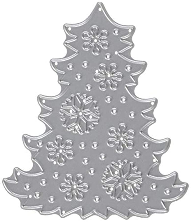 Penny Black Series Creative Dies 51-369 Snowflake Tree