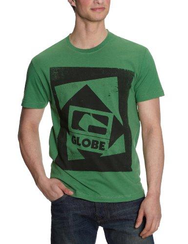 Globe Carbon Tee t-shirt Homme Vert XL