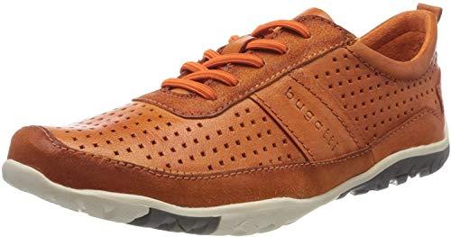 bugatti Herren 321922012100 Sneaker, Orange, 42 EU