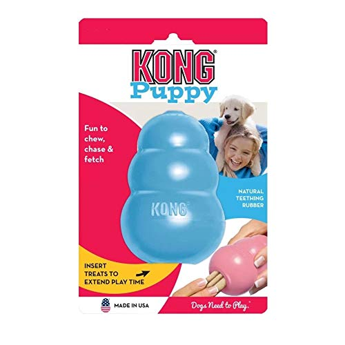 puppy kong teething toy
