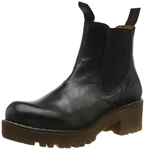 TEN POINTS Damen Clarisse Chelsea Boots, Schwarz (Black 101), 41 EU