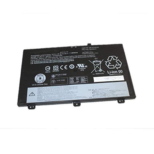 HUBEI 00HW000 00HW001 SB10F46438 SB10F46439 4ICP7 / 52/76 Reemplazo de batería de computadora portátil para Lenovo ThinkPad S3 Yoga 14 Series Notebook 20DM 20DN (14.8V 56Wh 3785mAh)