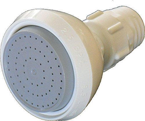Siroflex White Shower Head Made In Italy by Siroflex