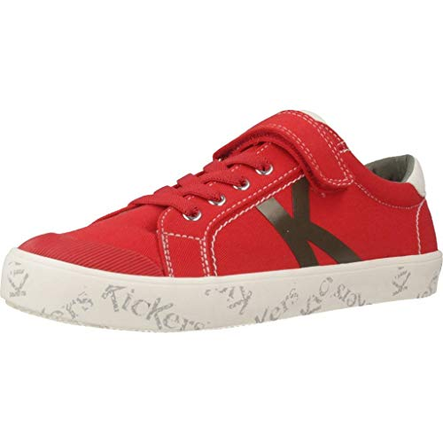 Zapatillas para niño, Color Rojo, Marca KICKERS, Modelo Zapatillas para Niño KICKERS 694550 30 Rojo