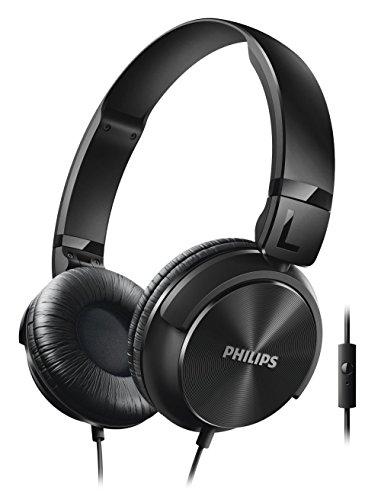 Philips SHL3065 - Auriculares de diadema cerrados (1000 mW), negro