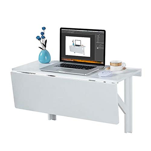 TITLE_9 Plus Wall Mounted Drop Leaf Table