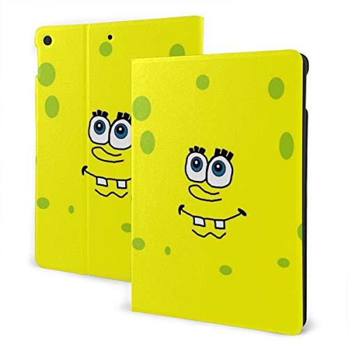Spongebob Squarepants Movie 13th Anniversary Ipad Case para 7th Gen Ipad 10.2 Inch 2019-Ipad Air3 & Pro 10.5inch One Size